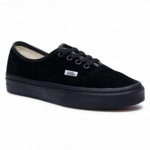 VN0A2Z5I18L1 VANS Authentic Pig Suede (Black) Men Sneakers Size 11.5