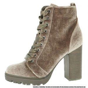 Steve Madden Laurie Lace Up Combat Boots Women's Size 8.5